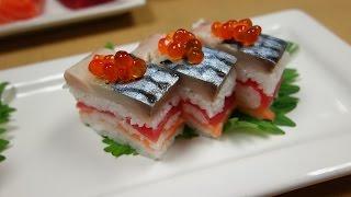 Download Osaka Sushi - How To Make Sushi Series Video