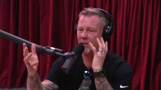 Download James Hetfield Discusses Getting Sober (from Joe Rogan Experience #887) Video