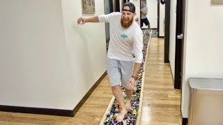 Download World's Longest LEGO Walk | Overtime 2 | Dude Perfect Video