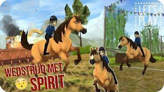 Download Wedstrijd met SPIRIT!! + Homestable indelen | Star Stable Online | Daphneee Video