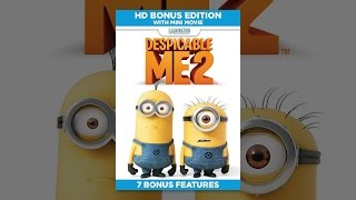 Download Despicable Me 2 HD Bonus Edition Video