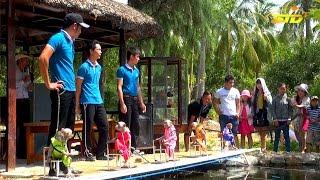 Download Khỉ Bơi Đua Độc Nhất Vô Nhị Tại Đảo Khỉ Nha Trang Video