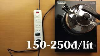 Download Bếp từ có tốn điện không? Bao nhiêu tiền để đun sôi 1 lít nước trên bếp từ - Đạo Nguyễn Video