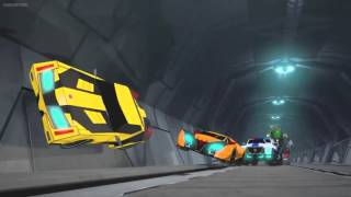 Download Transformers Robots in Disguise Infiltrating The Ship Video