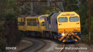 Download MZ & RL class trials - Cowan bank - October 2006 Video