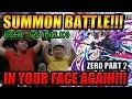 Download Summon Battle Ushi Vs Milko! Zero Part 2! In YOUR FACE Again!!! Video