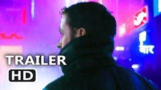 Download BLADE RUNNER 2049 Official Trailer Teaser (Blade Runner 2) Harrison Ford, Ryan Gosling Movie HD Video