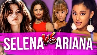 Download WHO WORE IT BETTER?! Selena Gomez vs. Ariana Grande (Dirty Laundry) Video