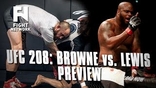 Download Travis Browne Training at Black House Ahead of UFC 208 vs. Derrick Lewis Video
