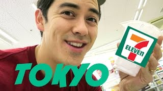 Download Why the 7-11 in Japan is Amazing - November 23, 2015 - ItsJudysLife Vlogs Video