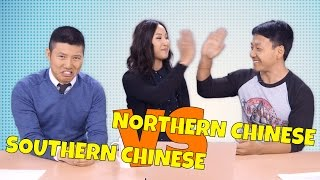 Download Northern Chinese vs Southern Chinese Video