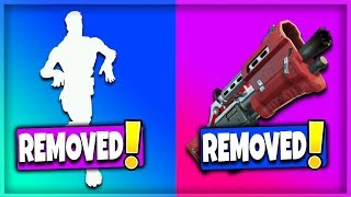 Download 10 MORE THINGS That Have Been REMOVED From Fortnite! (Fortnite Battle Royale) | Factory & Old Dance! Video