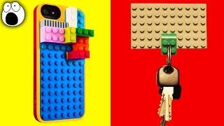 Download Ingenious Lego Hacks to Creatively Reuse Lego Bricks Video