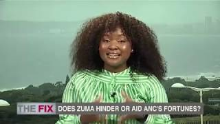 Download The Fix   Does Zuma hinder or aid ANC's fortunes?   18 November 2018 Video