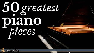Download The Best of Piano - 50 Greatest Pieces: Chopin, Debussy, Beethoven, Mozart... Video