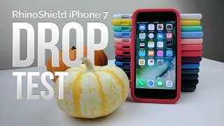 Download OFF the ROOF! iPhone 7 Drop Test (RhinoShield CrashGuard) + Giveaway Video