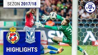 Download Wisła Kraków - Lech Poznań 1:1 [skrót] sezon 2017/18 kolejka 36 Video