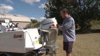 Download SALT-AWAY Outboard Flushing Video