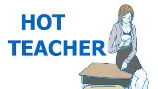 Download My Super HOT English Teacher (Animation) Video