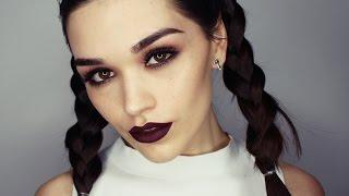 Download Modern Grunge makeup tutorial Video