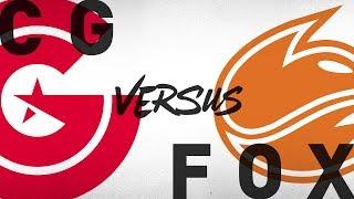 Download CG vs. FOX - Week 9 Day 2 | NA LCS Summer Split | Clutch Gaming vs. Echo Fox (2018) Video