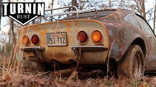 Download 1972 Opel GT, Will It Run After 30 Years? | Turnin Rust Video