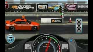 Download Drag Racing 1.6 Dodge Charger SRT8 [1/4mi, Lvl 5] **09.253s** Video