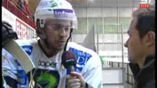 Download HK Acroni Jesenice vs HDD Tilia Olimpija (16.10.2009) - 7:5 Video