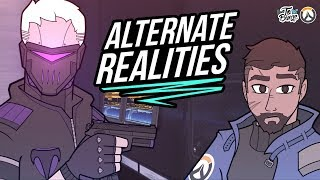 Download Alternate Realities: An Overwatch Cartoon Video