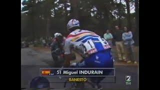 Download Vuelta a Burgos 1996. Lagunas de Neila Video