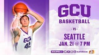 Download Men's Basketball vs Seattle Jan 21st, 2017 Video