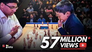 Download Rematch: Vishy Anand vs Praggnanandhaa | Tata Steel Chess India 2018 Video