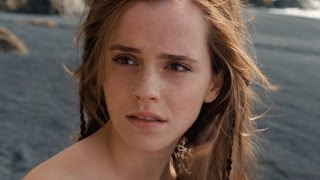 Download Emma Watson Tells Us Why Russell Crowe Had to Bribe the Extras on Noah's Set Video
