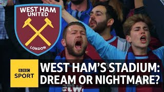 Download West Ham United: The verdict on controversial move to London Stadium - BBC Sport Video