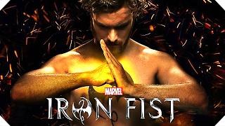 Download Marvel's IRON FIST Trailer (Netflix Superhero Series, 2017) Video