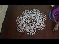 Download without dots rangoli || rangoli without dots kolam || rangoli without colour Video