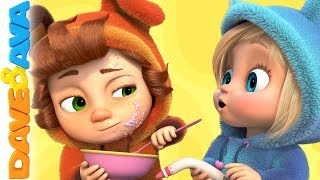 Download 🍪 Nursery Rhymes | Kids Songs | Baby Songs by Dave and Ava 🍪 Video