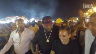 Download 50 CENT @ Jemaa el Fna by Made in Marrakech Video