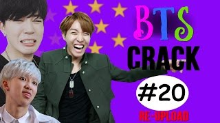 Download BTS CRACK #20 - Suga's swag switch is broken (Re-upload) Video