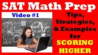 Download SAT Math Test Prep Video #1: Introduction to the SAT ◆ Score Higher Video