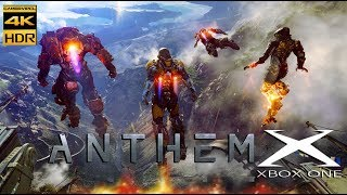 Download ANTHEM 4K 60FPS HDR+ FILTER GAMEPLAY XBOX ONE X (E3 2017) Video
