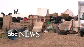 Download Police discover 11 kids living in New Mexico compound Video