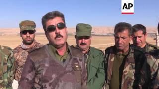 Download Iraq - Peshmerga liberate villages, move toward Mosul | Editor's Pick | 24 Nov 16 Video