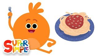 Download The Bumble Nums Make Stretchy Spaghetti Surprise | Cartoons for Kids Video
