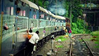 Download Pune Departure, Ghorpuri and Hadapsar Skips, Crossings Till Daund Video