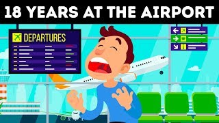 Download A Man Spent 18 YEARS at the Airport Video