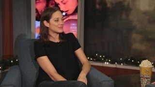 Download Marion Cotillard on Her Rapid Transition to American Cinema Video