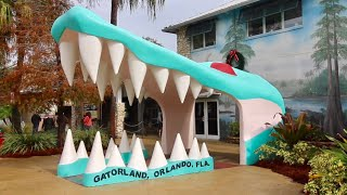 Download What's New At Gatorland ? Swamp Buggy Monster Truck Ride / Adventure Hour Gator Feeding & MORE Video