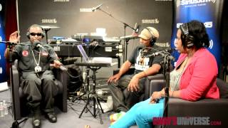 Download Tech N9ne Performs ″He's a Mental Giant″ on #SwayInTheMorning's In-Studio Concert Series Video