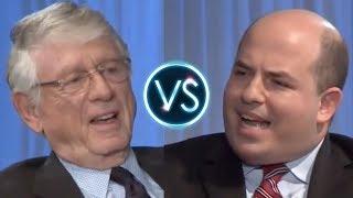 Download Brian Stelter Schooled by Veteran Journalist Ted Koppel Video